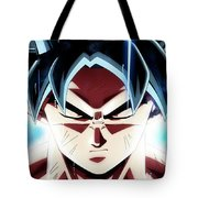 Goku Ultra Instinct Tote Bag