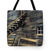 Golden Barn  Tote Bag