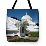 Golden Gate Conservatory Tote Bag