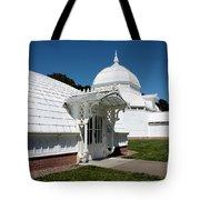 Golden Gate Conservatory Tote Bag