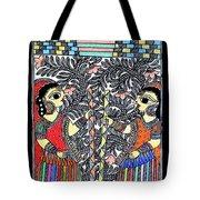 Gopiyan Tote Bag