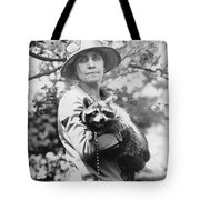 Grace Anna Coolidge Tote Bag
