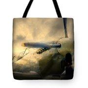 Grace Spitfire Ml407 Tote Bag