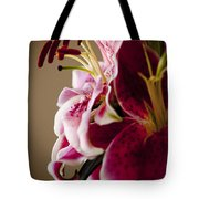 Graceful Lily Series 16 Tote Bag