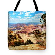 Grand Canyon Scenic Tote Bag