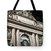 Grand Central Station New York City Tote Bag