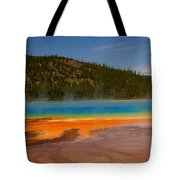 Grand Prismatic Pool IIi Tote Bag
