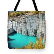 Granite Quarry Tote Bag