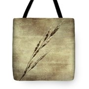 Grass Seeds Tote Bag