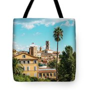 Grasse In Cote D'azur, France  Tote Bag