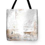 Gray Brown Abstract 12m3 Tote Bag