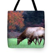 Grazing Together Tote Bag