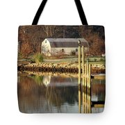 Great Blue Heron II Tote Bag