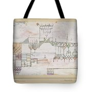 Great Hall For Singers Tote Bag