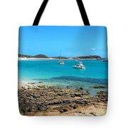 Great Keppel Island Tote Bag