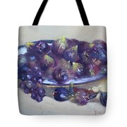 Greek Figs Tote Bag