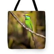Green Bee-eater Tote Bag