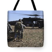 Green Berets Move A Simulated Casualty Tote Bag