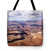 Green River View Tote Bag
