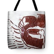 Greeting 10 - Tile Tote Bag