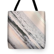 Water On The Beach Tote Bag
