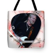 Gregg Allman Art Tote Bag