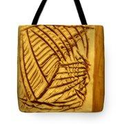 Grit - Tile Tote Bag
