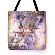 Grungy Abstract  Tote Bag