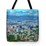 Guatemala City - Guatemala I Tote Bag