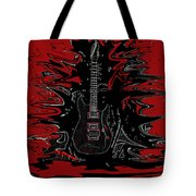 Guitar Of Wonder  Tote Bag