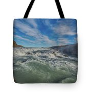Gulfoss. Tote Bag