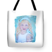 Gwyneth Little Earth Angel Of Happiness Tote Bag