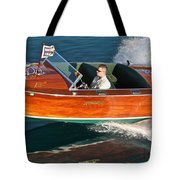 Hacker Runabout Tote Bag