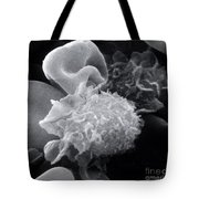 Hairy Cell Leukemia, Sem Tote Bag