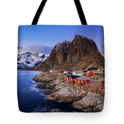 Hamnoy Classic Tote Bag