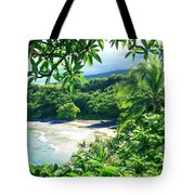 Hamoa Beach Hana Maui Hawaii Tote Bag