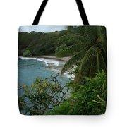 Hamoa Beach Maui Hawaii Tote Bag