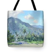 Hanalei Cats Tote Bag