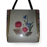 Hand Embroidery Tote Bag