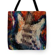 Hands On Tote Bag