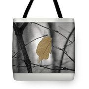 Hanging In The Balance Tote Bag