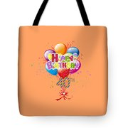 Happy 40th Birthday Tote Bag