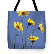 Happy Daisies II Tote Bag