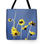 Happy Daisies Tote Bag