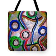 Happy People Tote Bag