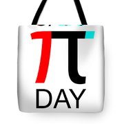 Happy Tau And Pi Day Tote Bag