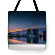 Harbor Light Tote Bag