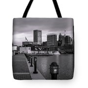 Harbor Walk Tote Bag
