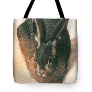 Hare 1528  Tote Bag