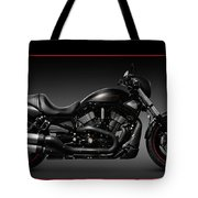 Harley Davidson Vrscd Night Rod Special Tote Bag